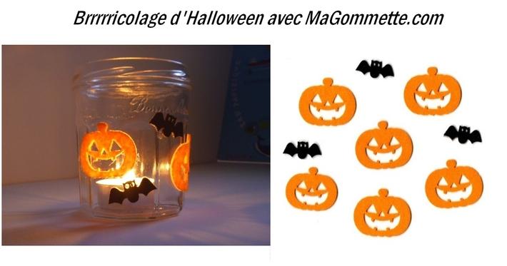 bricolage d 39 halloween pour enfants avec citrouilles et chauves souris bricolages d 39 automne. Black Bedroom Furniture Sets. Home Design Ideas