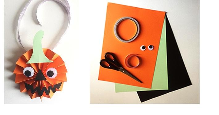 bricolage d 39 halloween pour enfants bricolages d 39 automne magommette. Black Bedroom Furniture Sets. Home Design Ideas