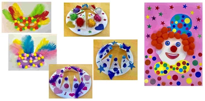 Activités Gommettes Et Loisirs Créatifs Avec Les Enfants