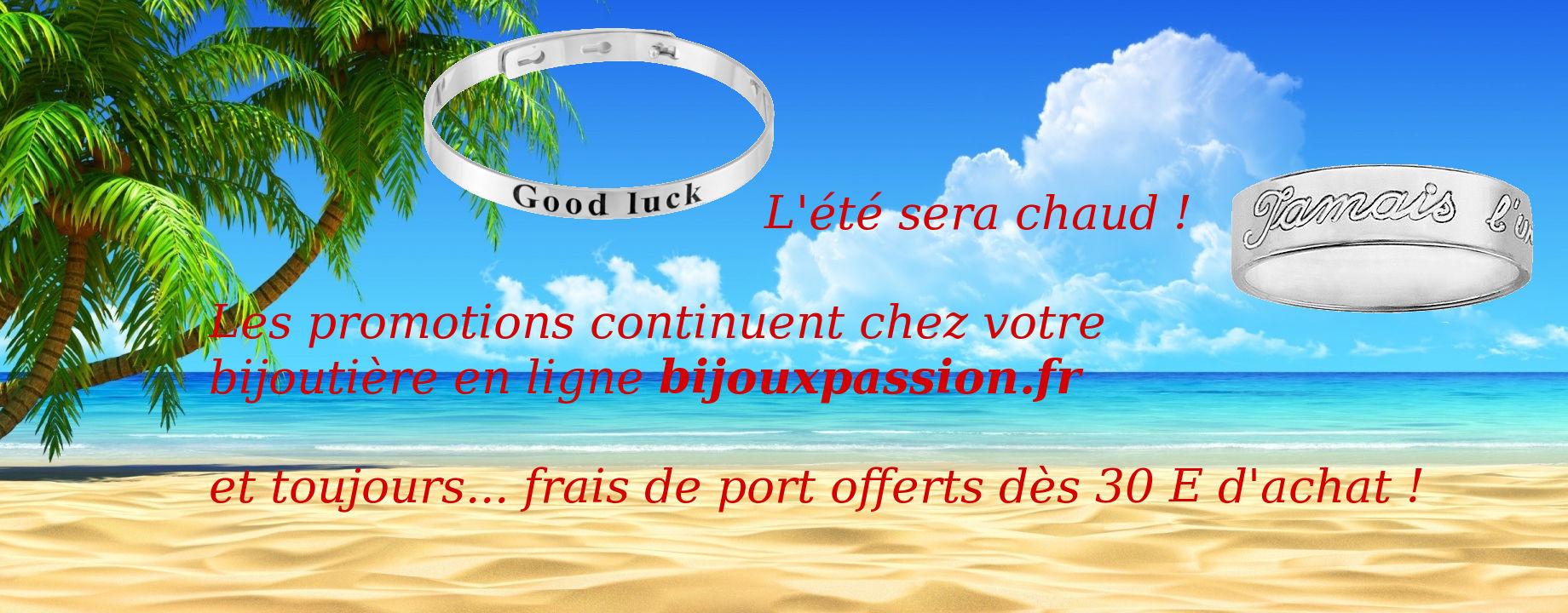 promotions été chez bijouxpassion.fr