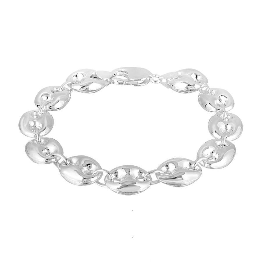 bracelet argent chirurgical