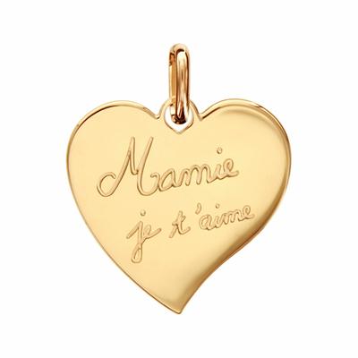 pendentif coeur mamie je t aime gravure 976463-1200p