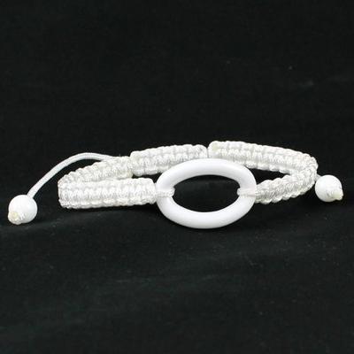 Motif céramique blanche