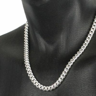 bijoux argent vieilli 70cm