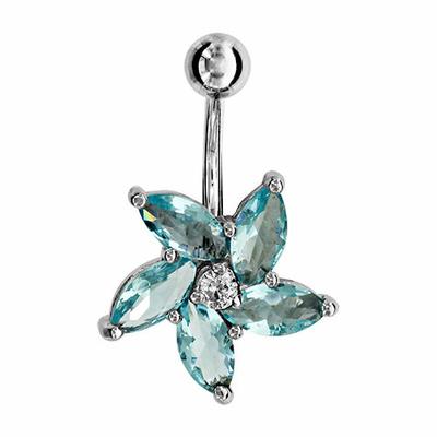 Piercing-étoile-large-bleue-50052-T