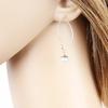 jolies boucles de perles