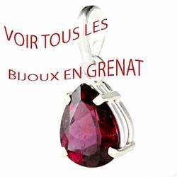 Bijoux en Grenat