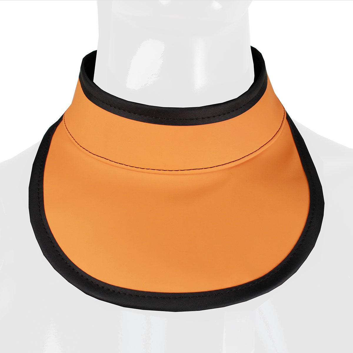 Protège thyroïde à fermeture magnétique