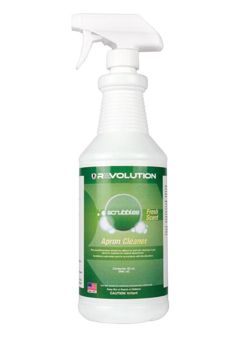 Scrubbles - Spray nettoyant pour tabliers