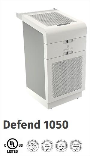 Purificateur d\'air Defend 1050
