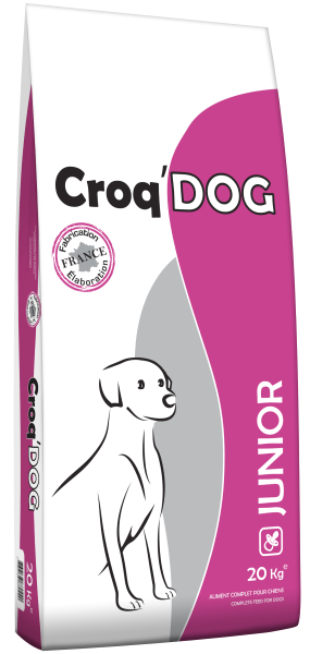 CROQ'DOG - JUNIOR (3D)