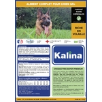 Etiquettes Kalina 2