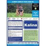 Etiquettes Kalina 3