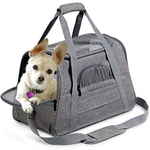 Sac-de-Transport-pour-chiens-sac-dos-Portable-avec-fen-tre-en-maille-approuv-par-la