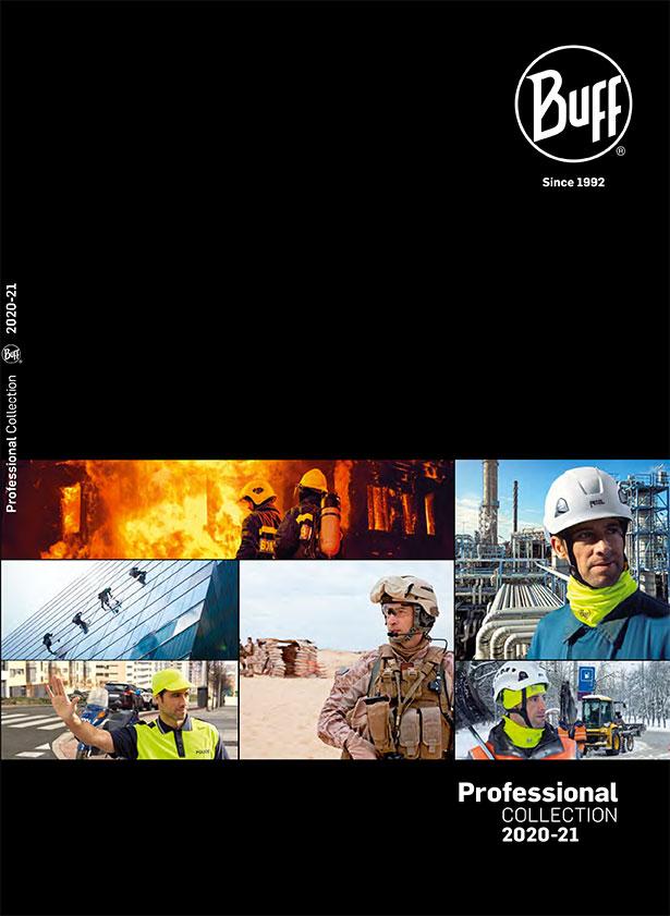 Catalogue BUFF PROFESSIONAL
