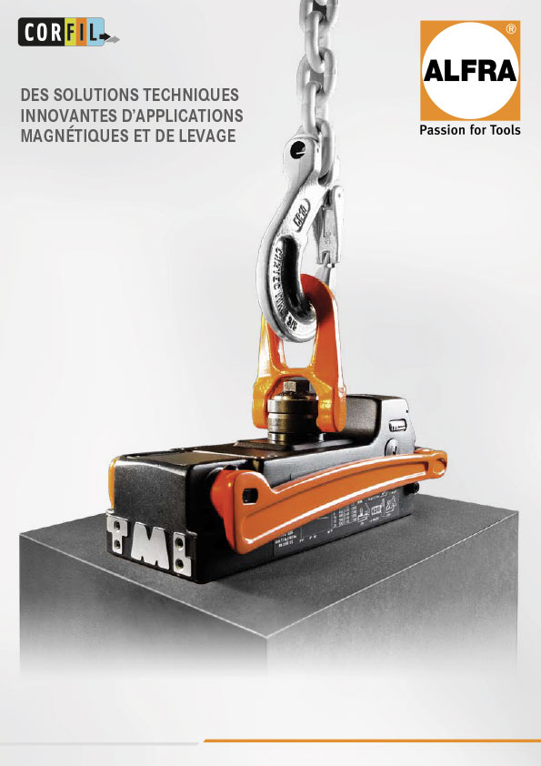 Catalogue ALFRA