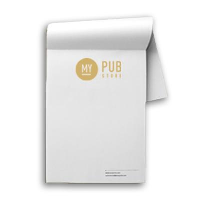 Bloc note A4 50 pages - 50 à partir de 97,20 € HT