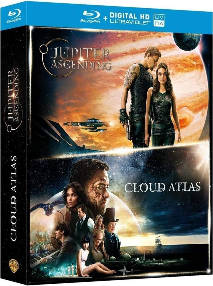 Jupiter : Le Destin de l\'Univers + Cloud Atlas [Blu-ray]