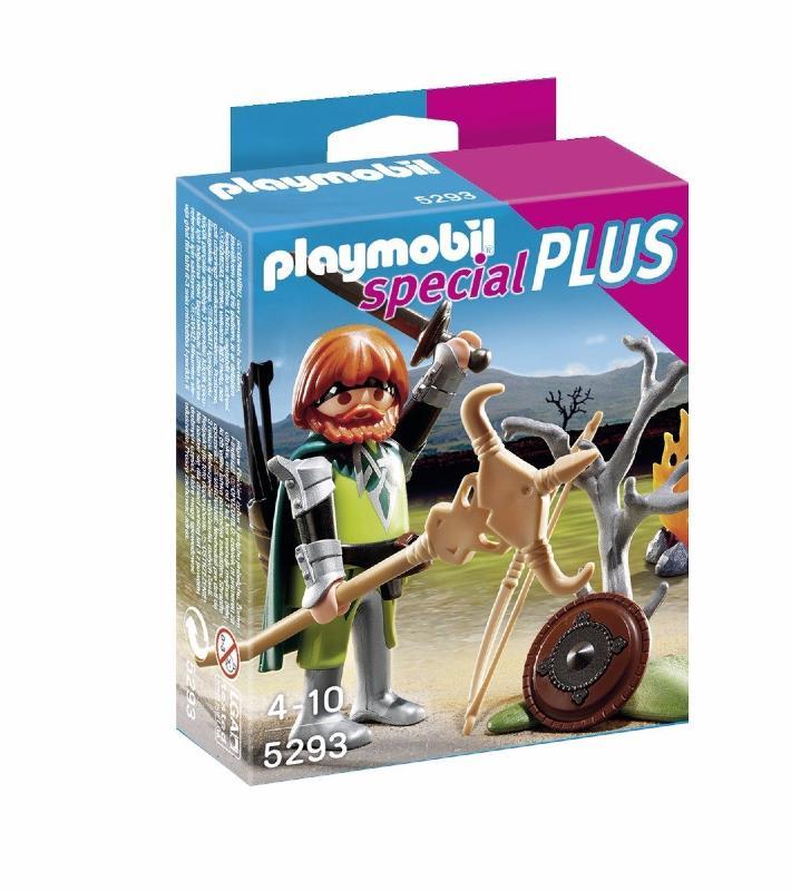 Playmobil - 5293 - Guerrier Celte Avec Armes