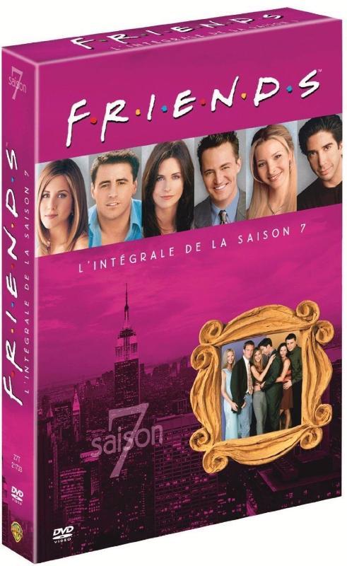 Friends - L\'Intégrale Saison 7 - Édition 3 DVD (DVD)