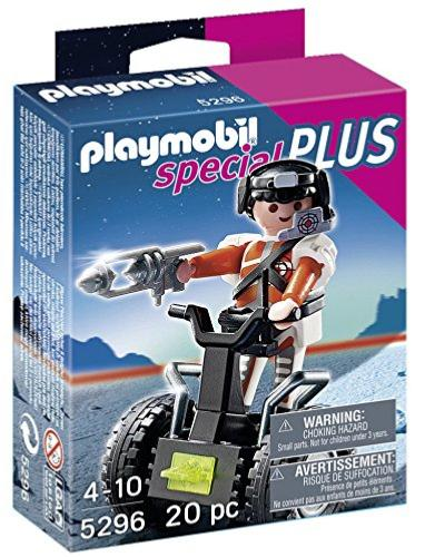 Playmobil - 5296 - Agent Secret Et Gyropode