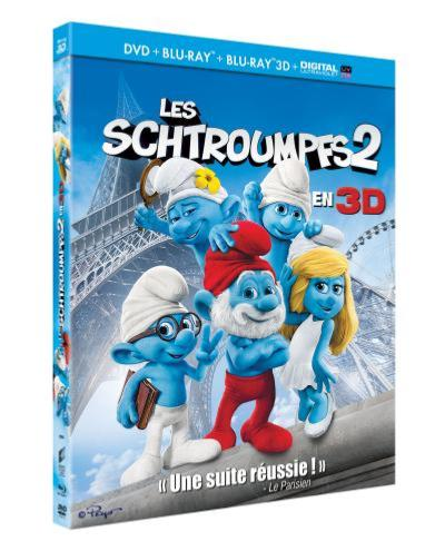 film-blu-ray-3D-DVD-anime-les-schtroumpfs-2-zoom
