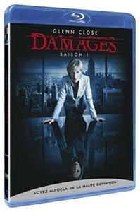 Damages - Intégrale Saison 1 [Blu-ray]