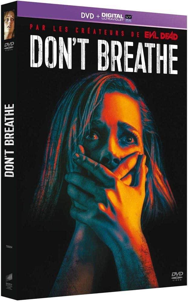 Don\'t Breathe (La Maison des ténèbres) [DVD + Copie Digitale]