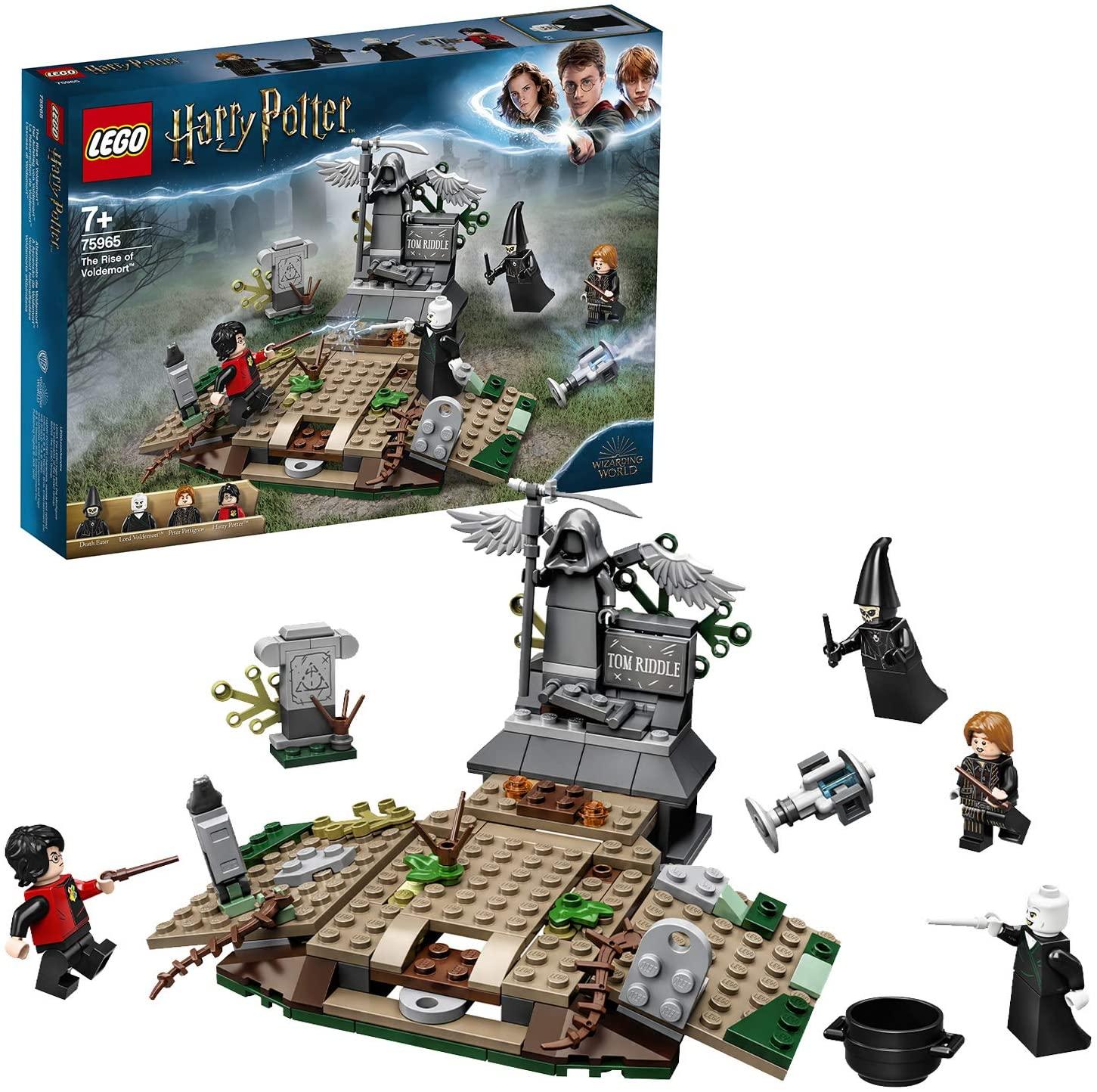 LEGO - 75965 - HARRY POTTER - La Résurrection de Voldemort