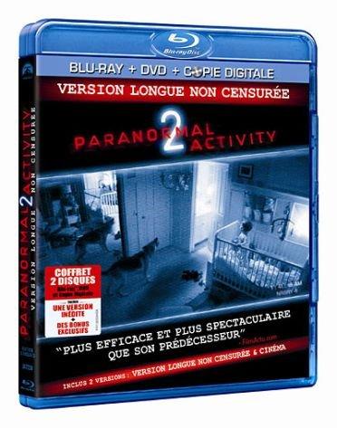 Paranormal Activity 2 [Combo Blu-Ray + DVD + Copie Digitale]