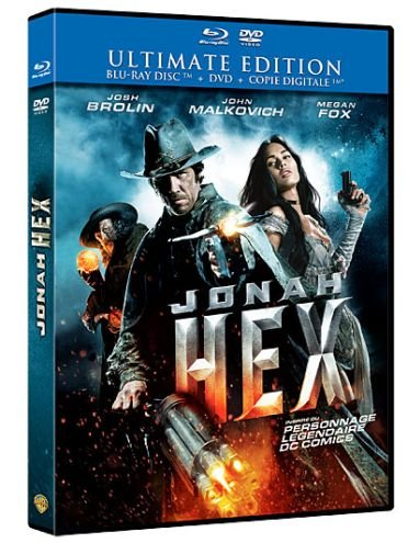 Jonah Hex [Blu-Ray + DVD + Copie digitale]