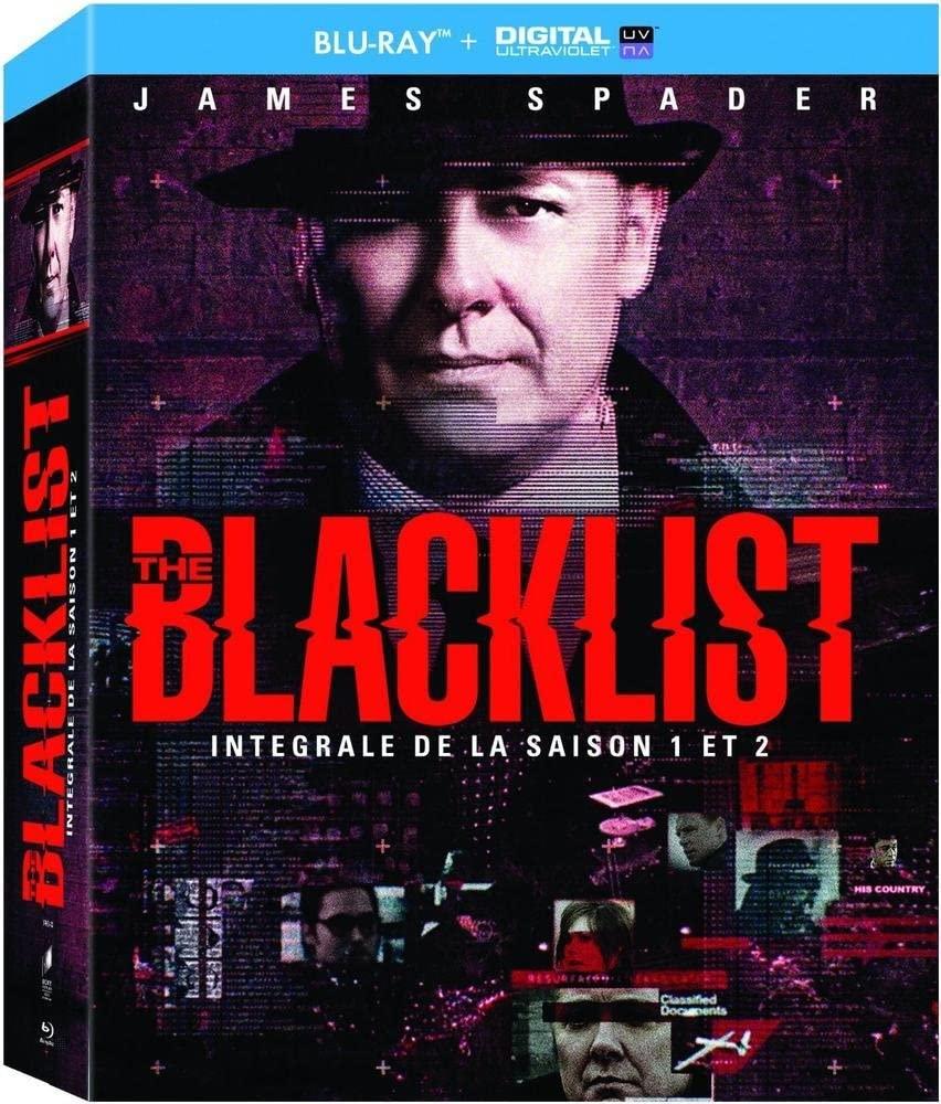 The Blacklist-Saisons 1 + 2 [Blu-Ray + Copie Digitale]