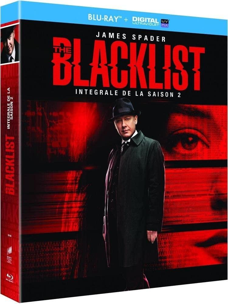 The Blacklist-Saison 2 [Blu-Ray + Copie Digitale]