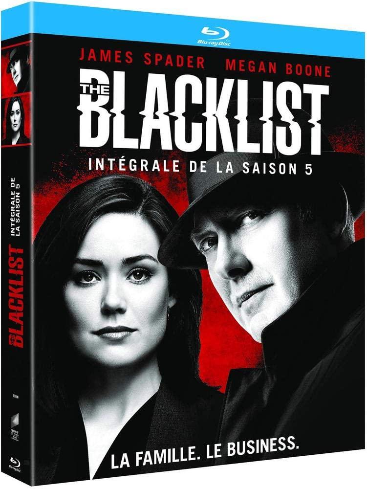 The Blacklist-Saison 5 [Blu-Ray]