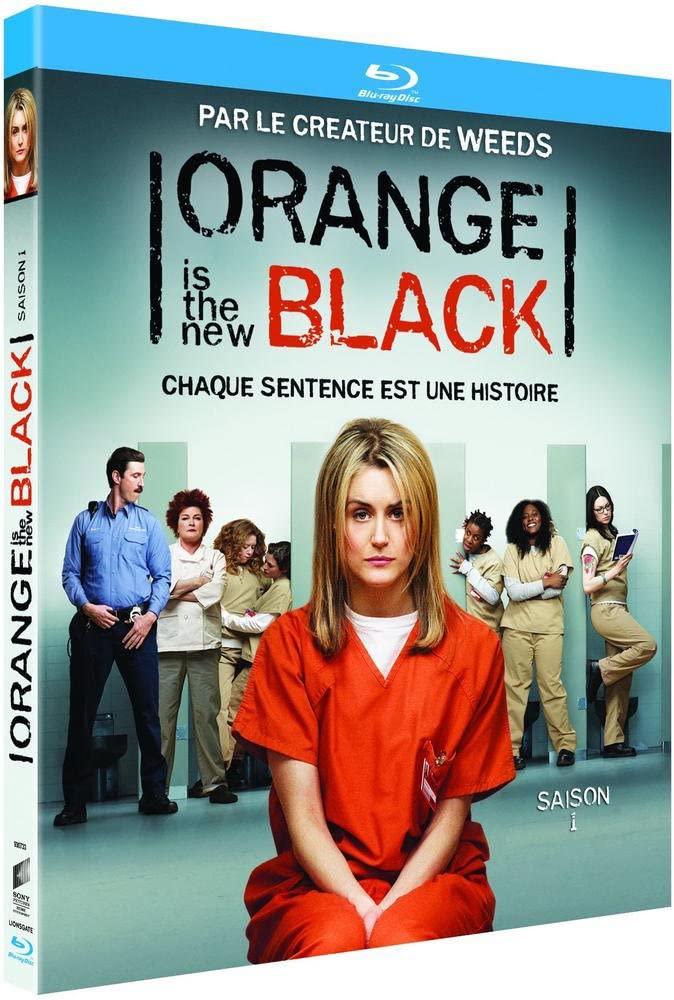 Orange is The New Black-Saison 1 [Blu-Ray]