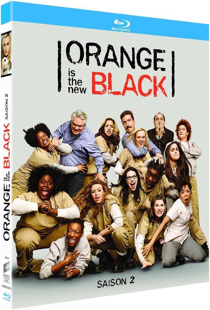 Orange is The New Black-Saison 2 [Blu-Ray]
