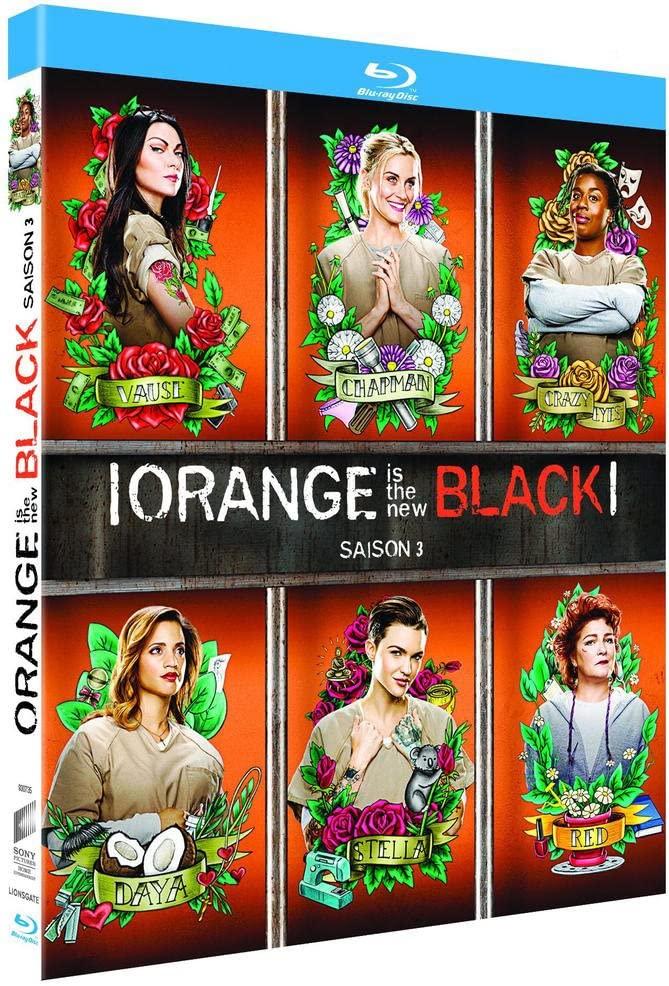 Orange is The New Black-Saison 3 [Blu-Ray]