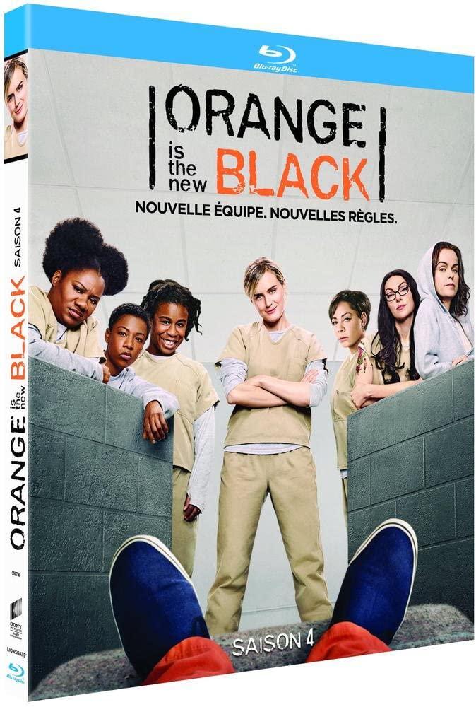 Orange is The New Black-Saison 4 [Blu-Ray]