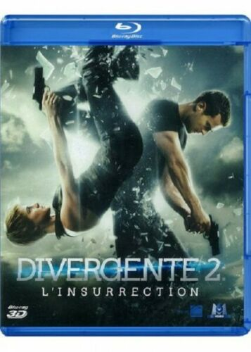 Divergente 2 : L\'insurrection [Blu-Ray]