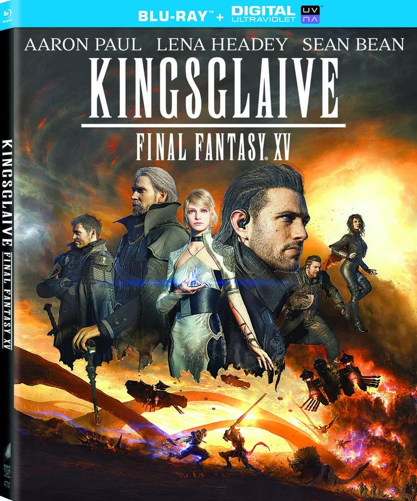Final Fantasy XV-Kingsglaive [Blu-Ray + Copie Digitale]
