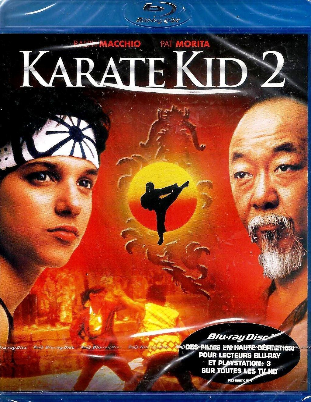 Karaté Kid 2 [Blu-ray]