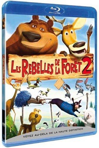 Les Rebelles de la foret 2 [Blu-ray]