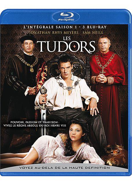The Tudors - Saison 1 [Blu-ray]