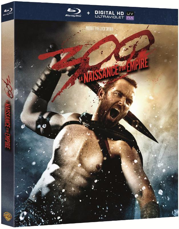 300 : la naissance d\'un empire [Blu-Ray + Copie digitale]
