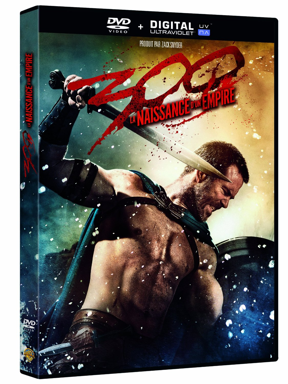 300 : la naissance d\'un empire [DVD + Copie digitale]
