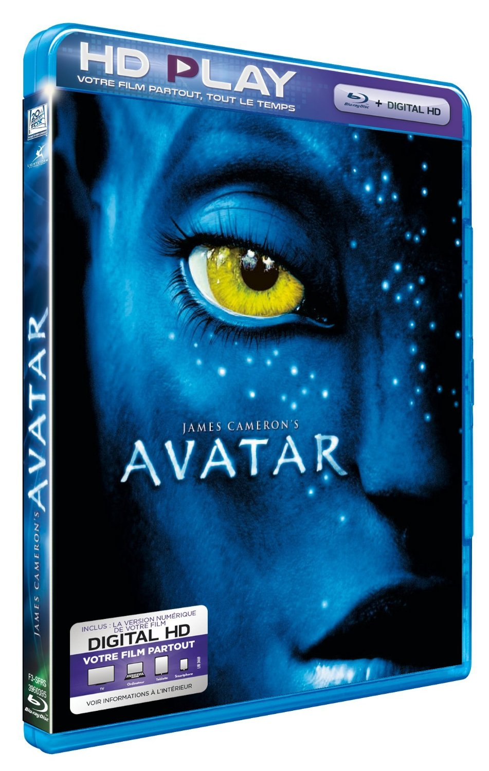Avatar [Blu-Ray + Copie digitale]