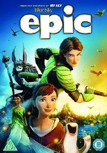 Epic - La bataille du Royaume Secret (DVD)