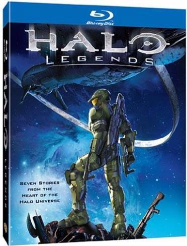 Halo Legends [Edition boîtier SteelBook] [Blu-ray]