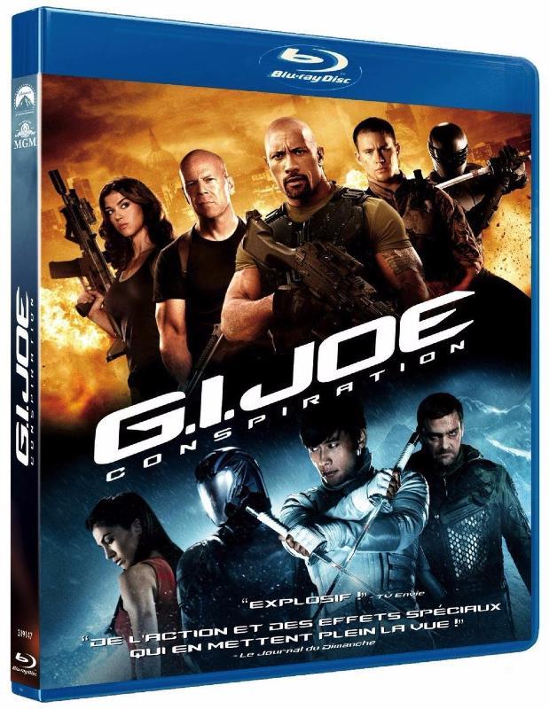 G.I. Joe 2 : Conspiration [Blu-ray]