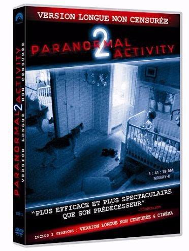 Paranormal Activity 2 [Version longue non censurée] [DVD]